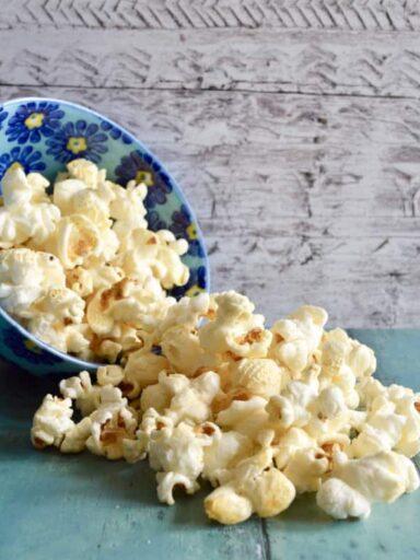 Cinema Style Sweet Popcorn