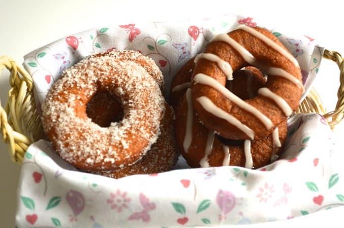GF DF Donuts