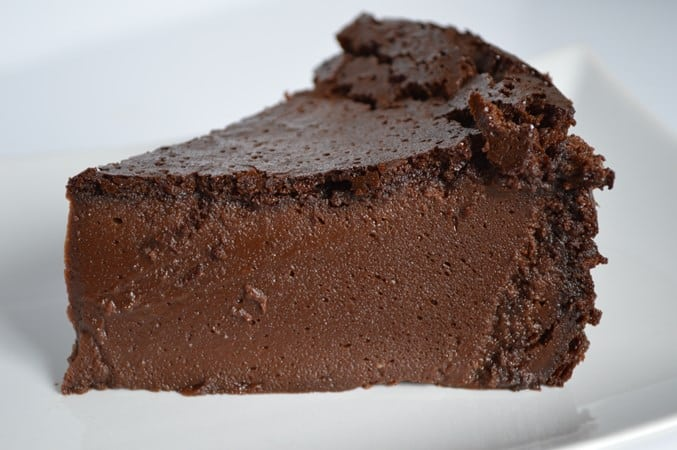 Gluten and Dairy Free Chocolate Mousse Cake