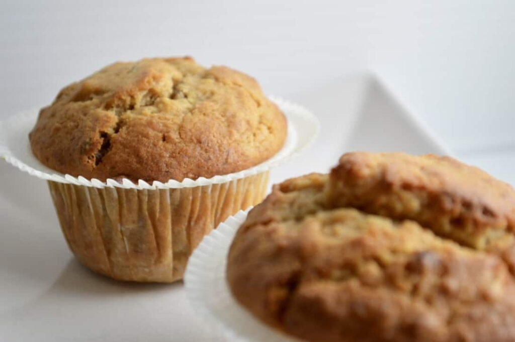 Gluten and Dairy Free Breakfast Muffins