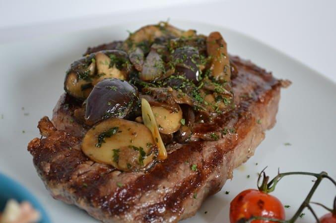 GF DF Steak Dinner
