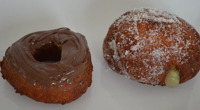 Gluten and Dairy Free Donuts