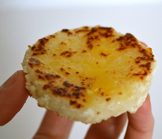 toaster crumpets