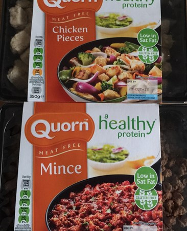 quorn packets