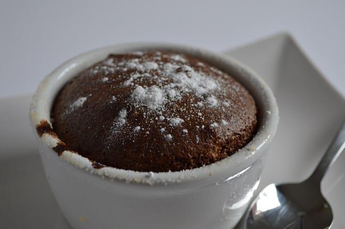 GF DF Chocolate Pudding