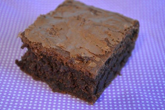 GF DF Brownies