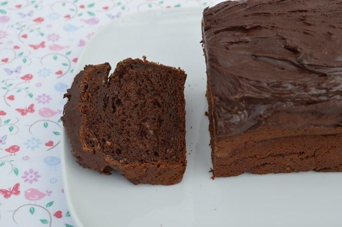 Gluten and Dairy Free Chocolate Banana Cake