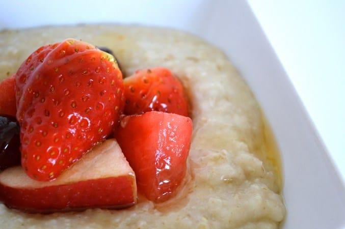 Gluten and Dairy Free Perfect Porridge