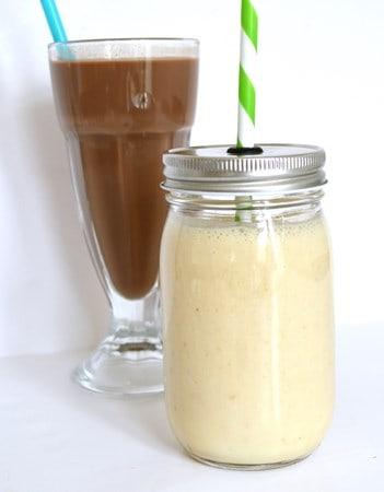 Gluten and Dairy Free Milkshake Ideas
