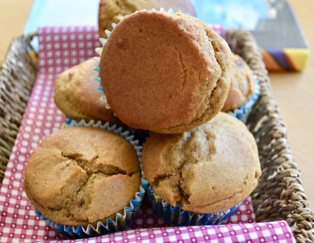 Gluten and Dairy Free Pumpkin Muffins