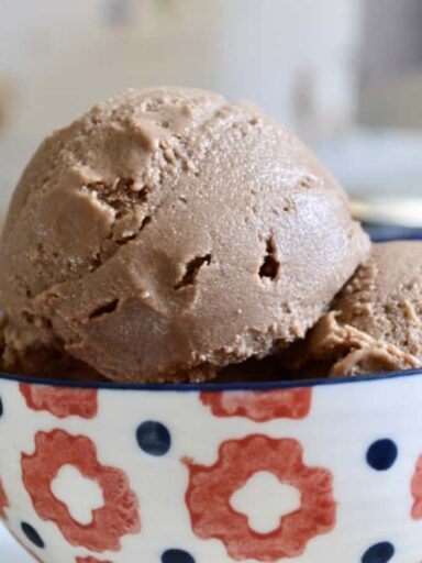 mocha icecream