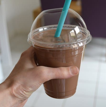 Gluten and Dairy Free Nutritious Chocolate Smoothie