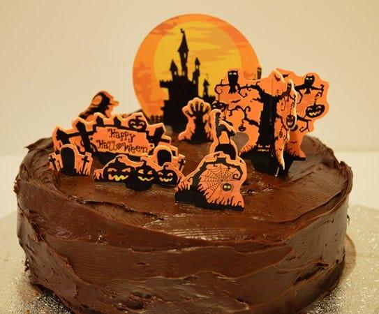 halloween-marble-cake