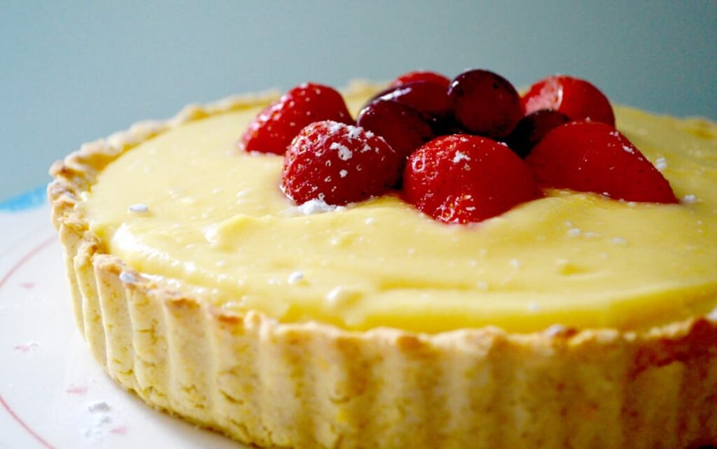 lemon-tart