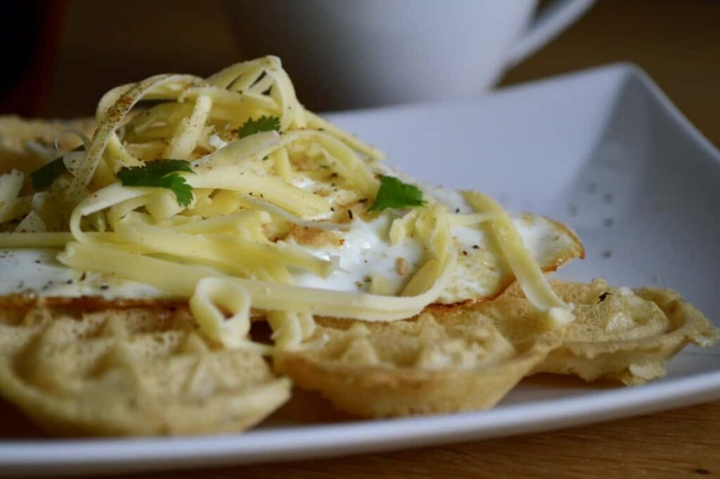 Gluten and Dairy Free Savoury Mexican Waffles