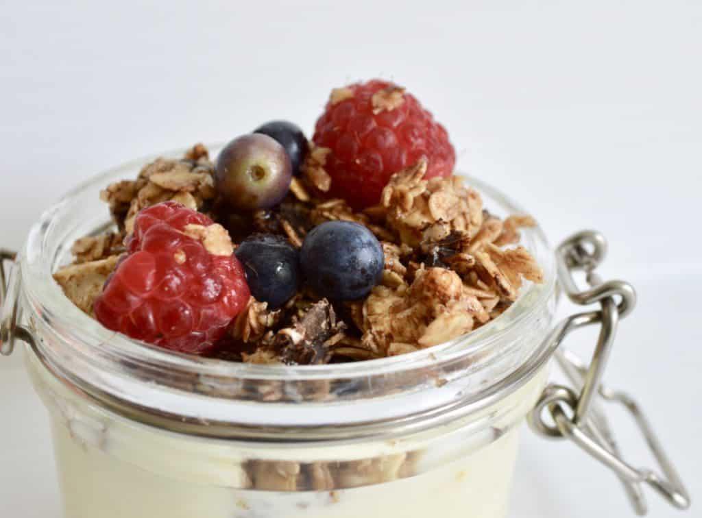 Gluten and Dairy Free Breakfast Pots