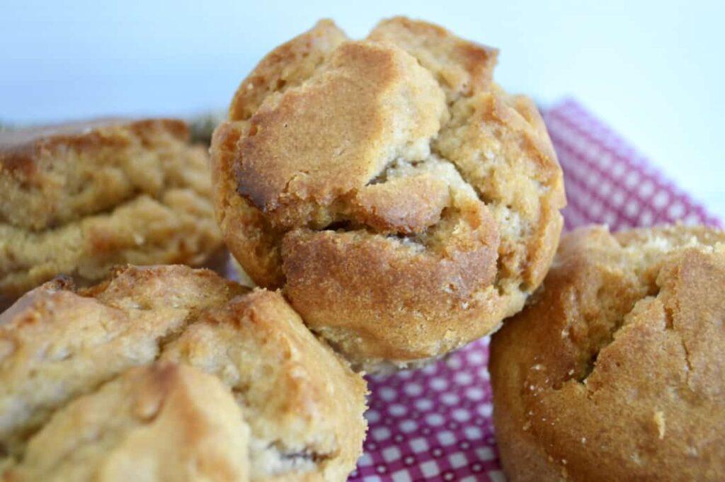 Gluten and Dairy Free Orange and Cinnamon Muffins
