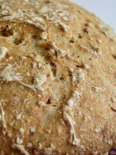 chilli sour dough cob
