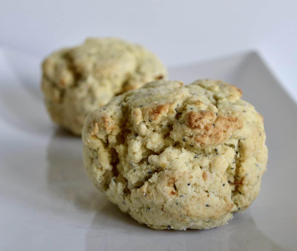 Gluten, Dairy and Egg Free Lemon & Poppyseed Scones – Free ...