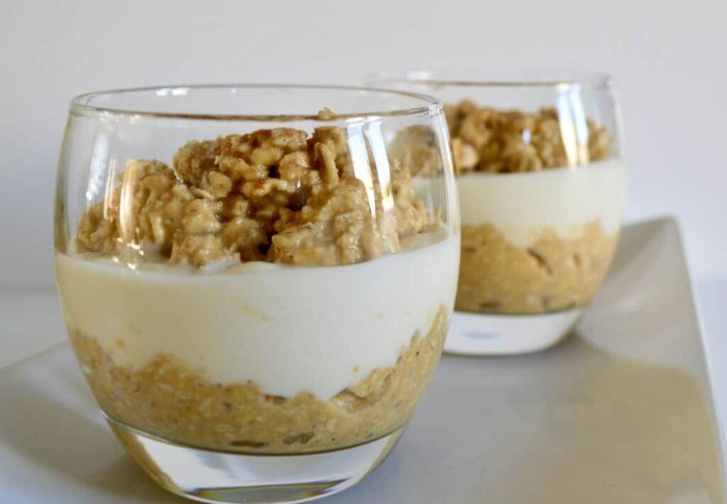 Gluten and Dairy Free Pumpkin Spiced Overnight Oats
