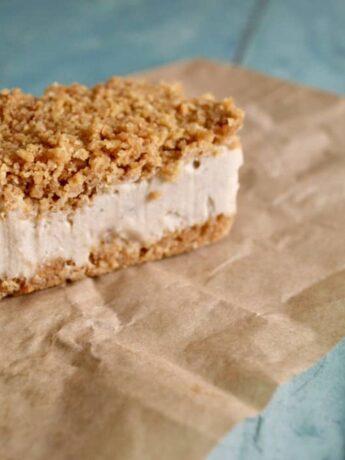 ice cream biscuit bar