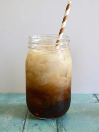 cinnamon latte