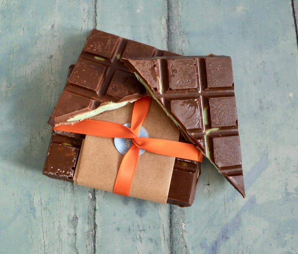 Mint Fondant Chocolate