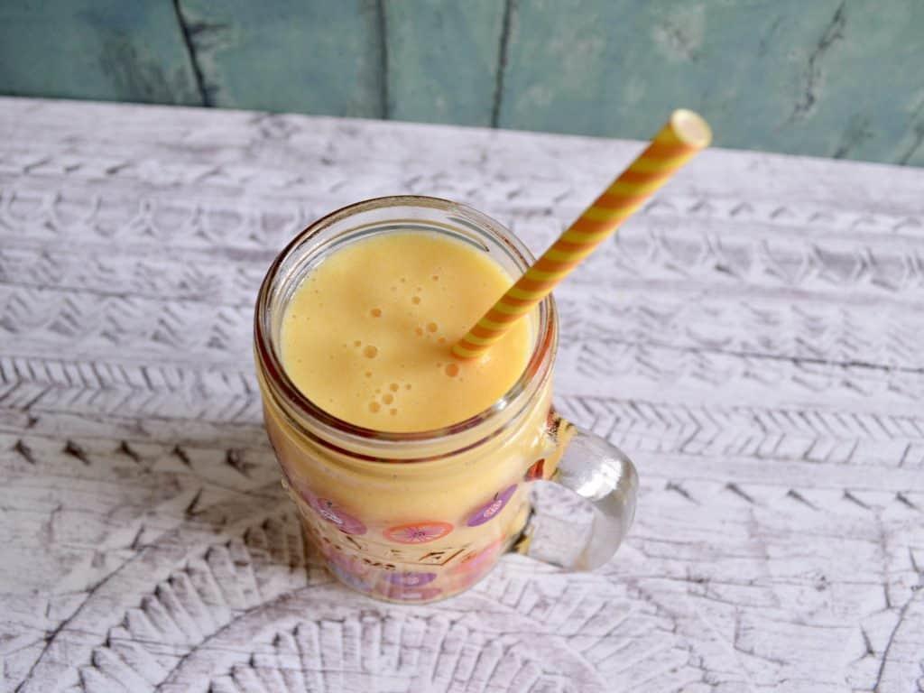peachy pie smoothie