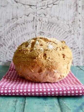 paprika bread