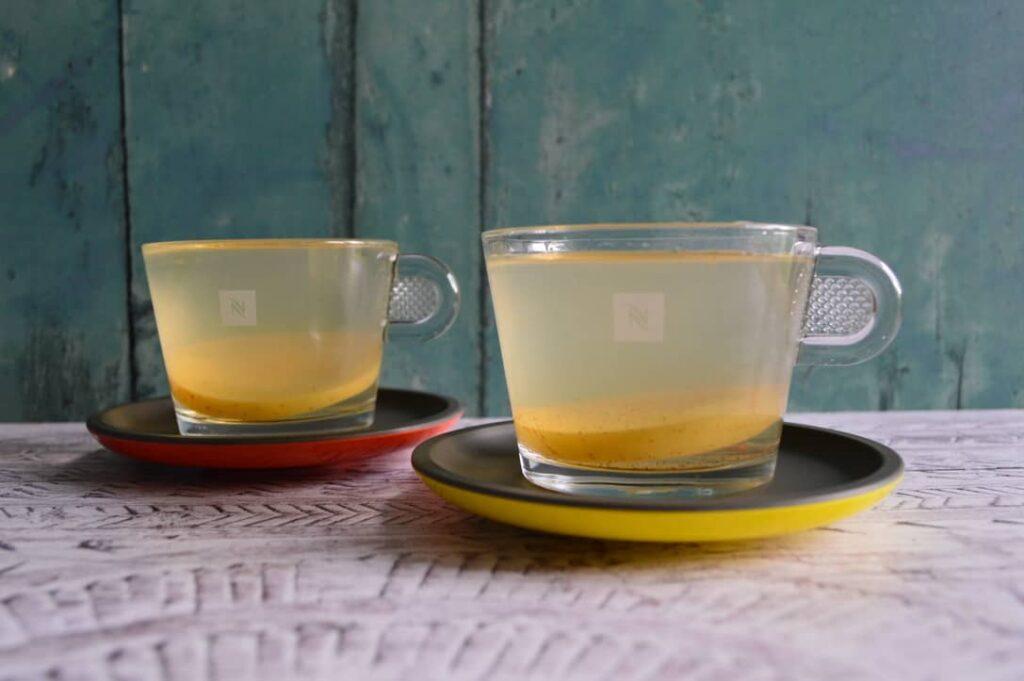 Homemade Apple Infused Tea