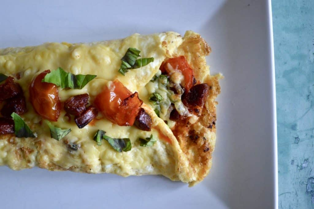 my favourite omelette
