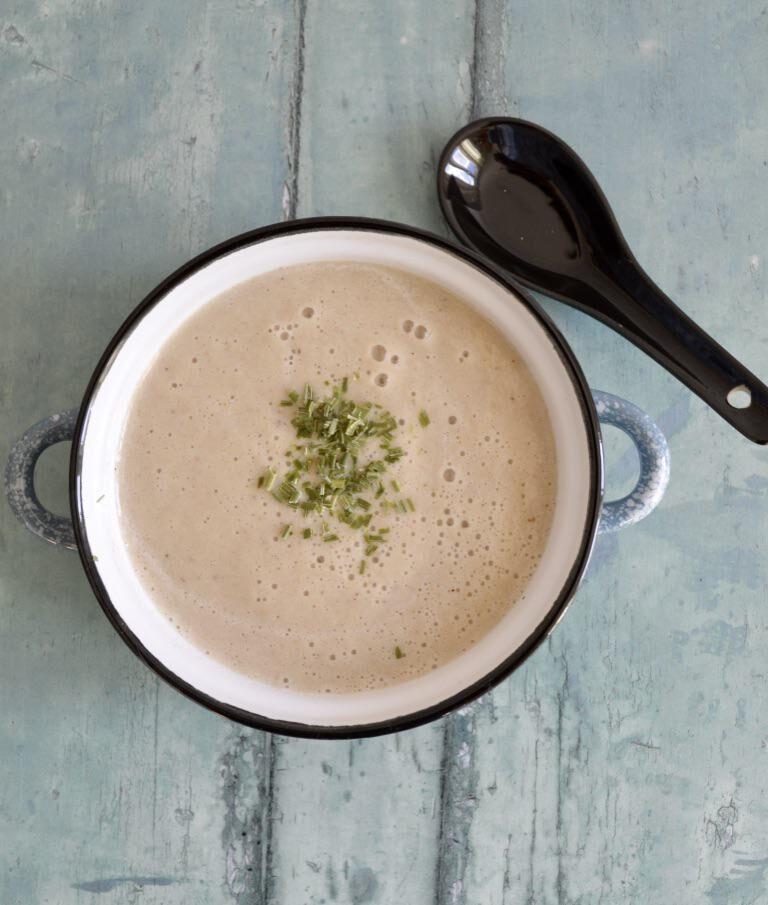 single serve mushroom soup