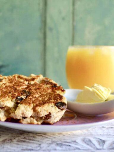 apple sultana cake