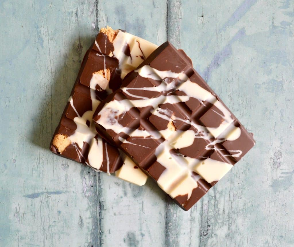 ginger crunch chocolate