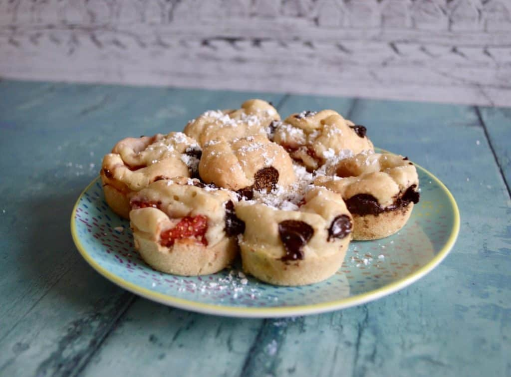 pancake muffin