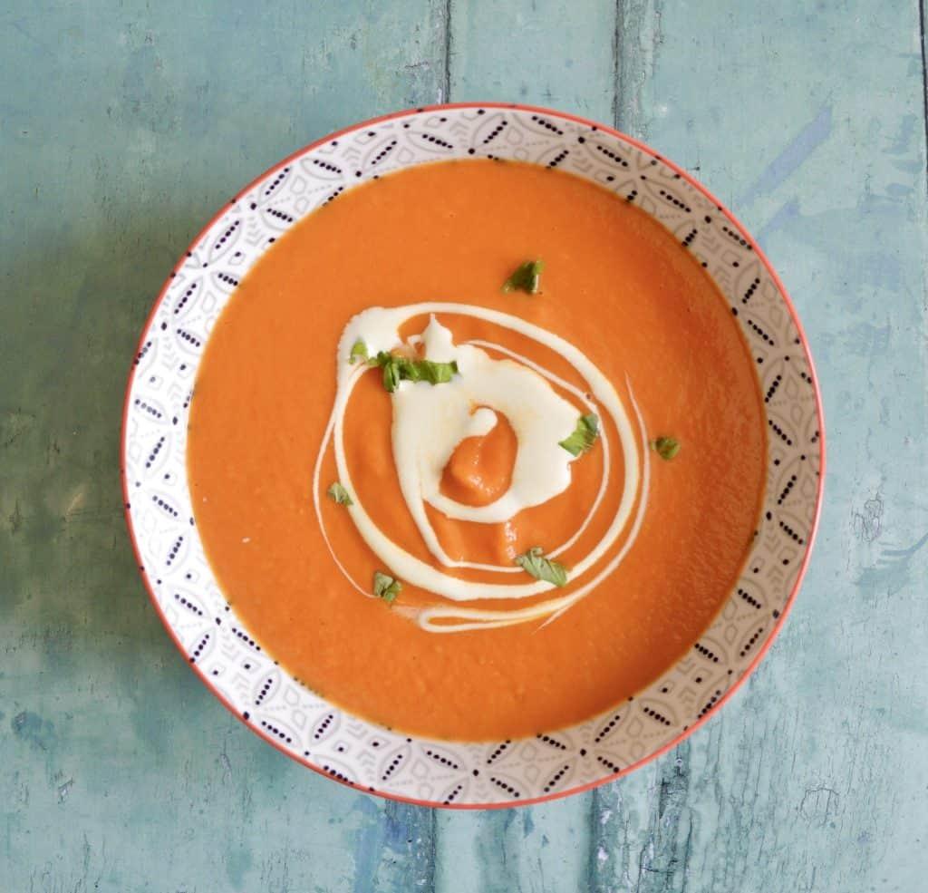 sweet chilli soup