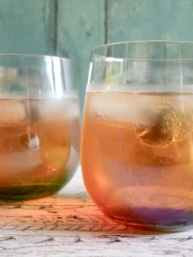 pear cider punch