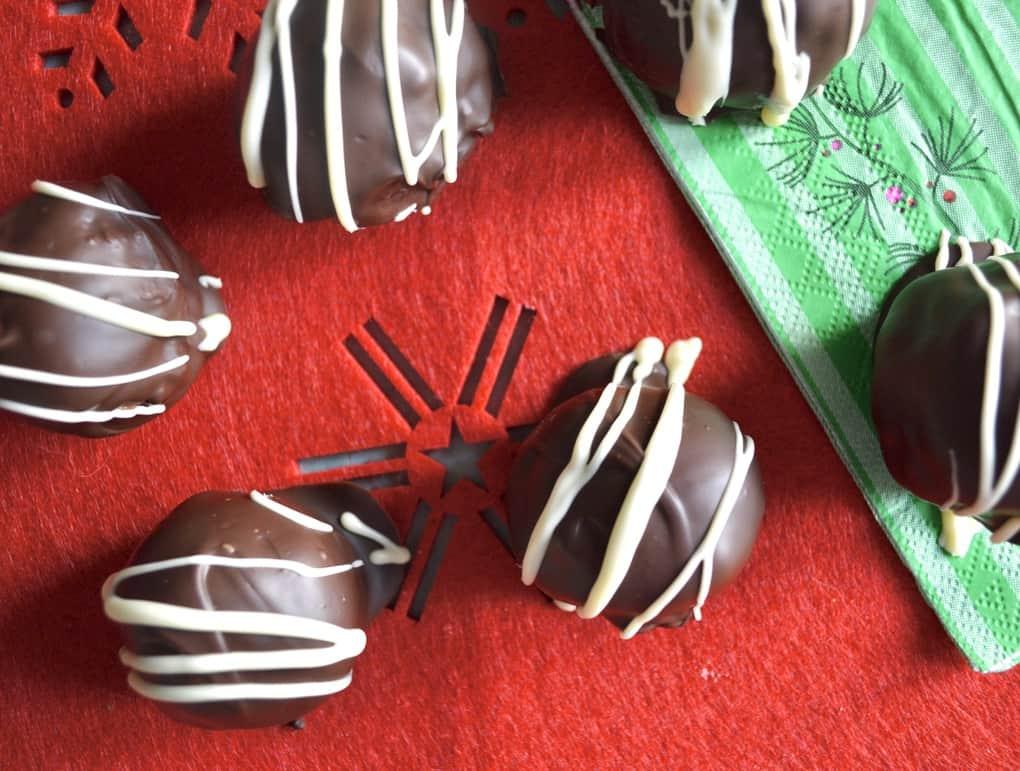 Christmas pie bites