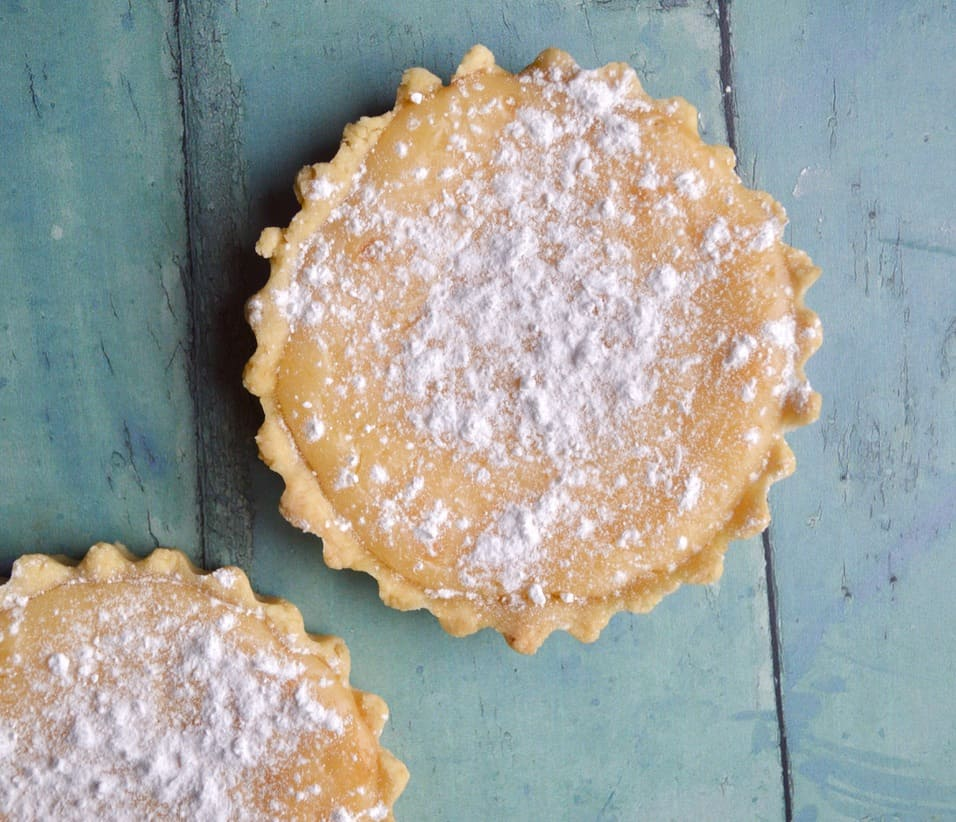 Gluten and Dairy Free Lemon & Lime Pie