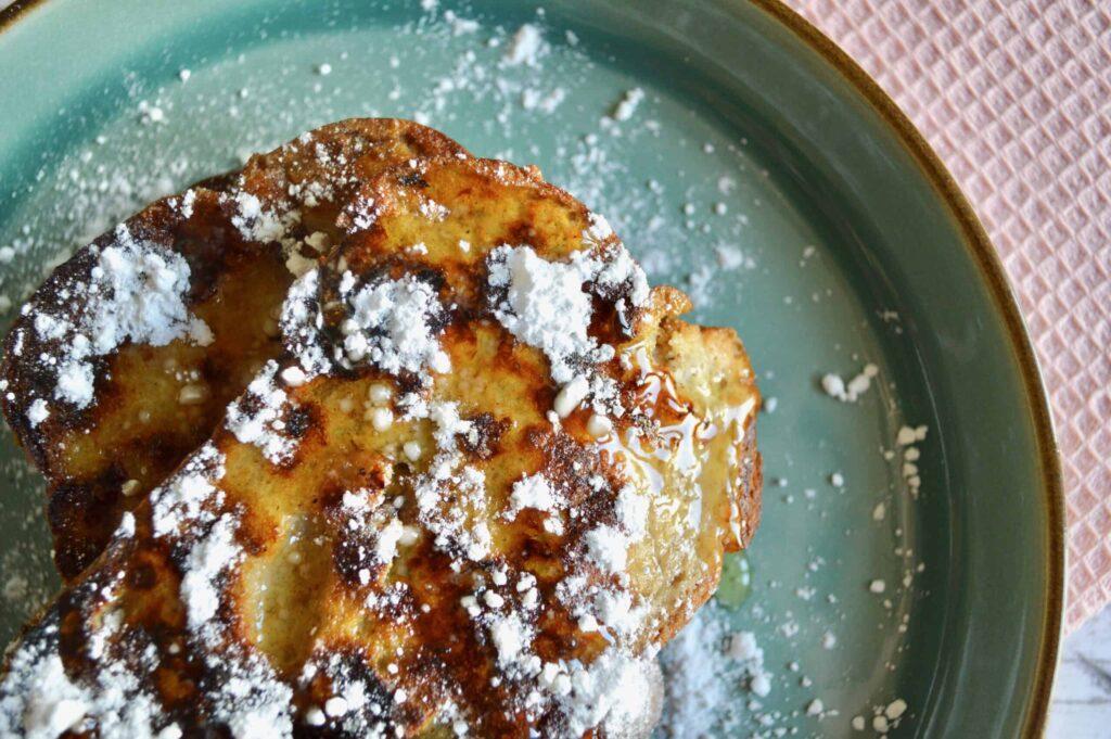 Cinnamon Raisin French Toast