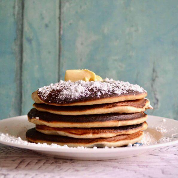 leftover mincemeat pancakes