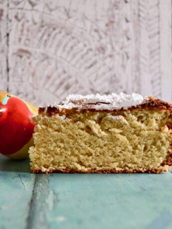 tarta di santiago