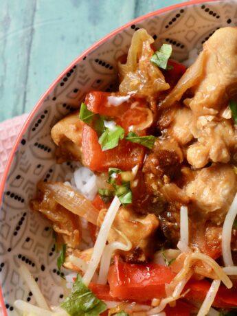 chinese ginger chicken